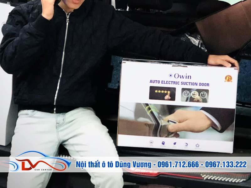 Cửa hít Owin xe Vinfast Lux SA