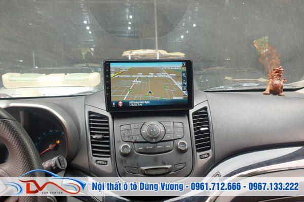 Màn hình Android Chevrolet Orlando