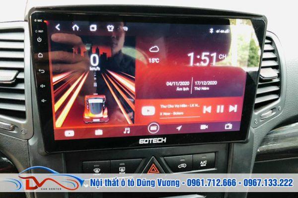 Màn hình Android Gotech Kia Sorento 2012