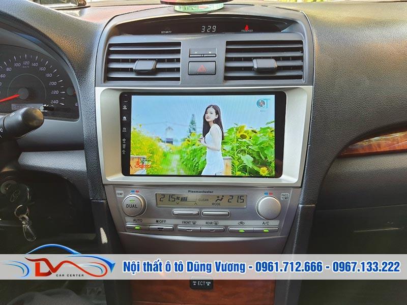Màn hình Android xe Camry 2006-2011