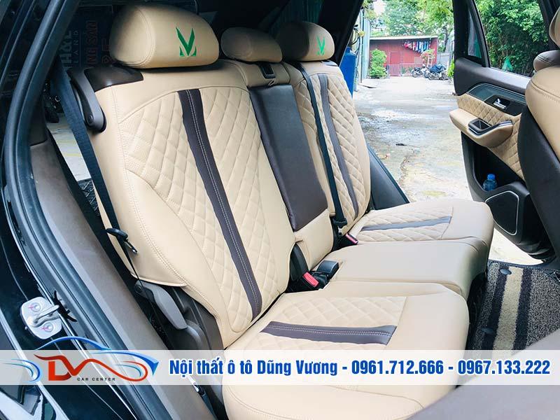 Dịch vụ nội thất xe Vinfast Lux A tốt nhất Hà Nội