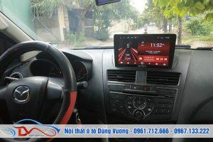 Màn hình Android Gotech Mazda BT50