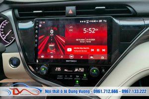 Màn hình Android Gotech xe Camry 2019-2020