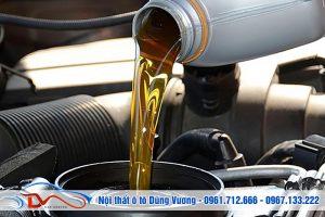 Bảng giá thay dầu xe Ô tô tốt nhất Hà Nội