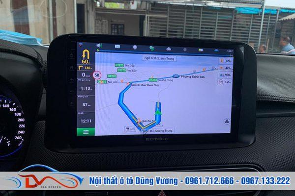 Màn hình Android Hyundai Kona