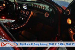 Nâng cấp Ốp loa xoay 3D Mercedes C-Class, E-Class, GLC, S-Class