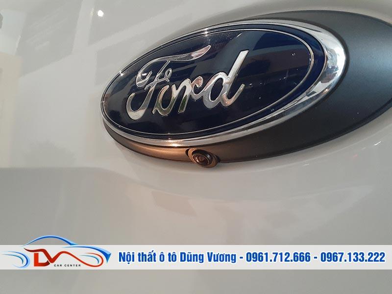 Camera 360 xe Ford Ranger