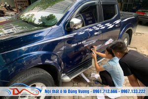 Địa chỉ Dán Decal nội thất ô tô chất lượng tại Hà Nội