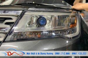 Độ Đèn bi Led V20 Ultra xe Ford Explorer