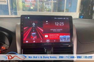 Màn hình Android Gotech GT 8 Max xe Vios 2014-2018