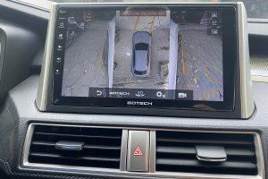 Màn hình Android Gotech xe Xpander 2021