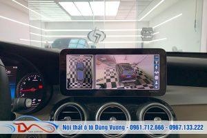 Camera 360 Mercedes GLC 200 2021
