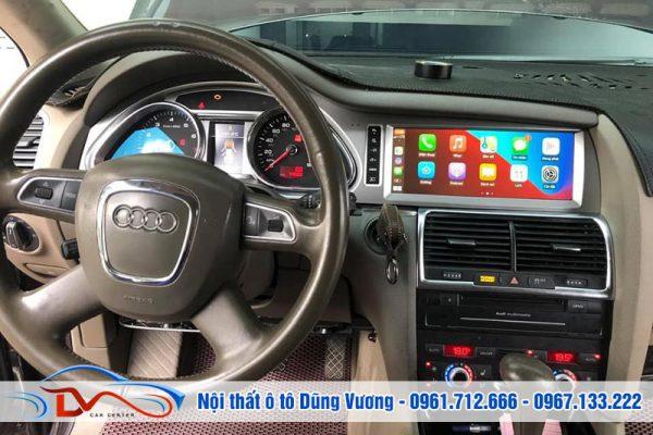 Màn hình Android Audi Q7 2012