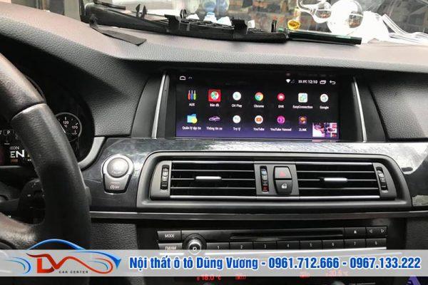 Màn hình Android BMW 520i 2015