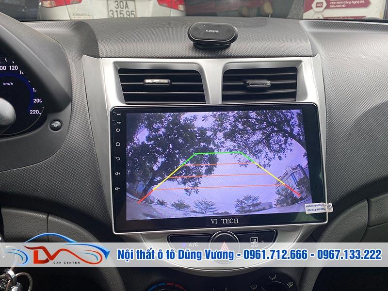 Màn hình Android ViTech Hyundai Accent