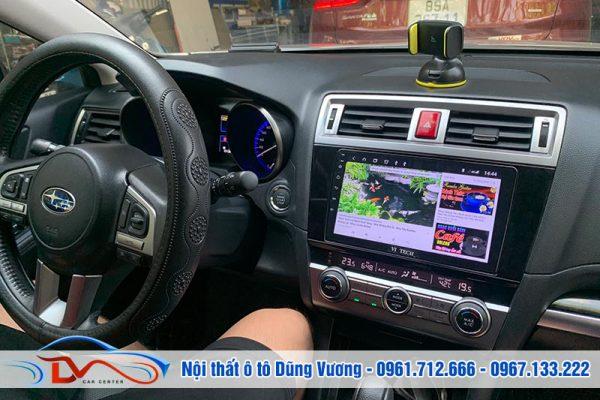 Màn hình Android Vitech xe Subaru