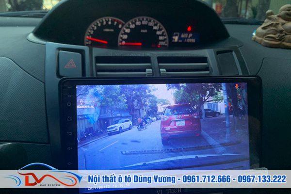 Màn hình Toyota Yaris Thailand