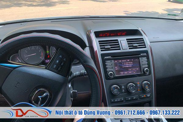 Nâng cấp Âm thanh Mazda CX9