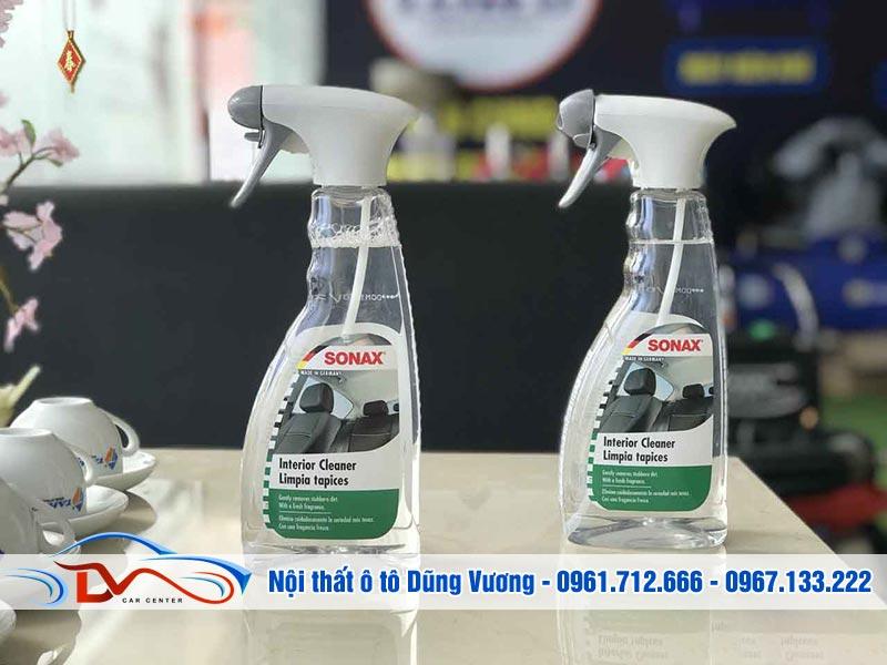 Dung dịch làm sạch nội thất Sonax